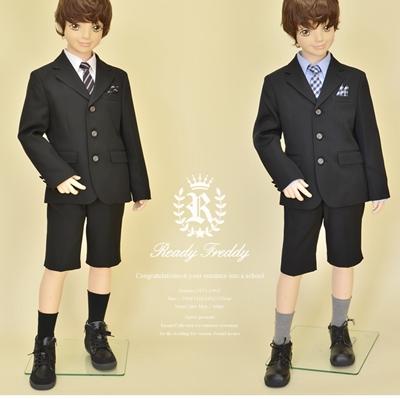 入学式男の子の靴と靴下